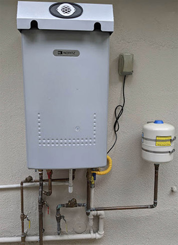 water heater repair in Woodland Hills, CA