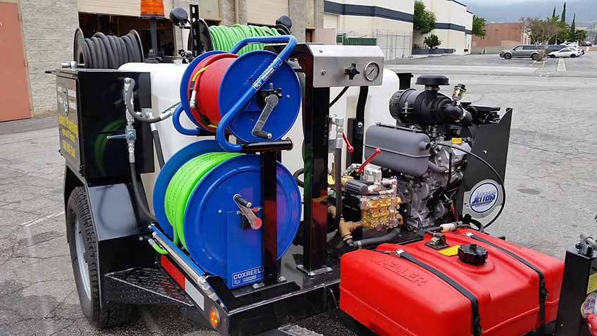 Reasons Why Hydro Jetting is a Long-Term Solution