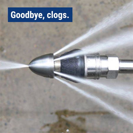 The Advantages of Commercial Hydro Jetting
